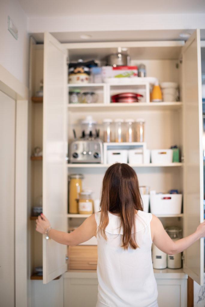 Come organizzare la cucina - Valeria Longo